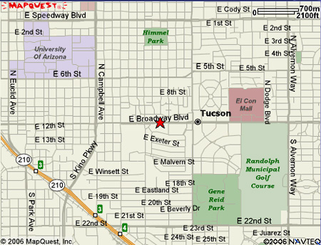 tucson arizona az profile population maps real autos post