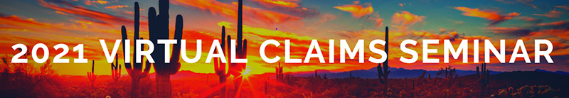 Claims Seminar 2021 Banner - 800x138